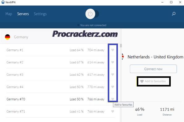 NordVPN Crack License Key-procrackerz.com