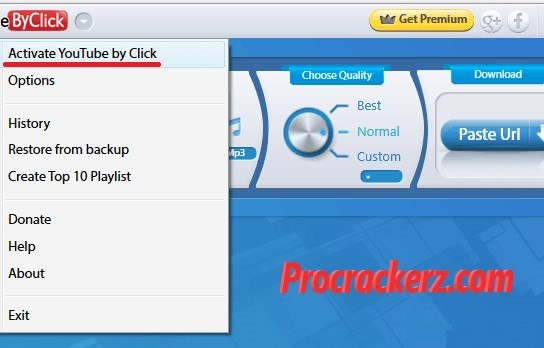 YouTube By Click Crack With Premium Activation Code [Free]