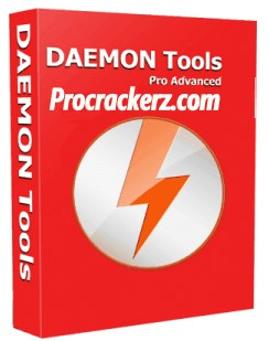 DAEMON Tools Pro Crack - Procrackerz.com