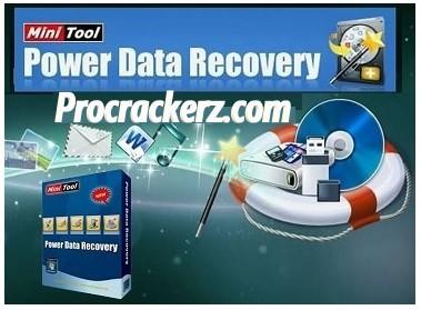 MiniTool Power Data Recovery Crack - Procrackerz.com