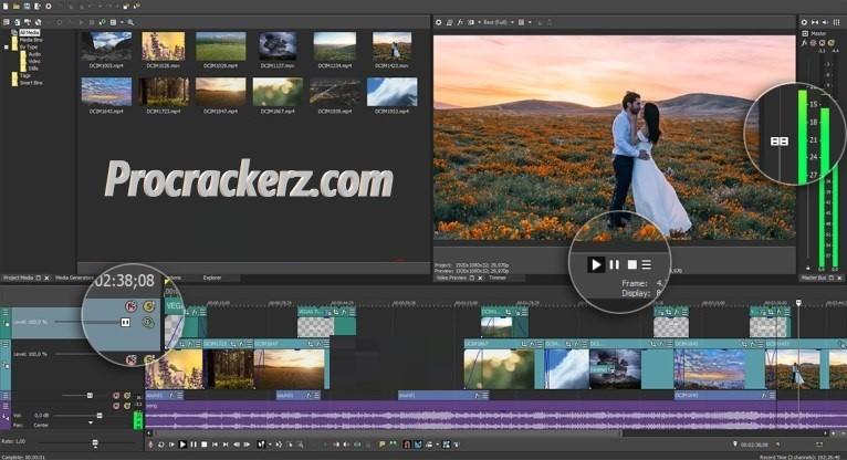 Sony Vegas Pro Full - Procrackerz.com