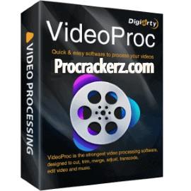 VideoProc Crack - Procrackerz.com