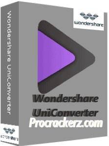Wondershare UniConverter Crack - Procrackerz.com