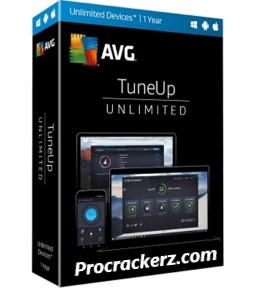 AVG PC TuneUp Crack - Procrackerz