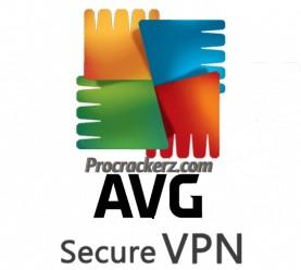 AVG Secure VPN Crack - Procrackerz.com