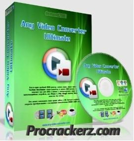 Any Video Converter Crack - Procrackerz.com