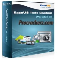 EaseUS Todo Backup Crack- Procrackerz.com