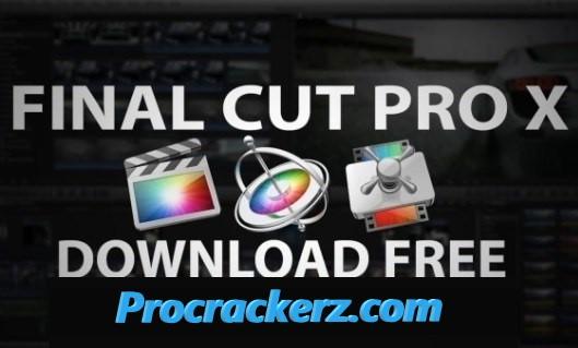 Final Cut Pro X Crack - Procrackerz.com