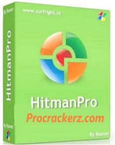 HitmanPro Crack - Procrackerz.com