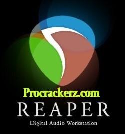 REAPER Crack - Procrackerz.com