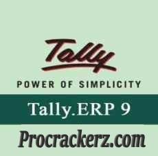 Tally ERP 9 Release Crack - Procrackerz.com