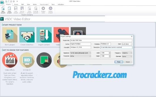 VSDC Video Editor Pro - Procrackerz.com