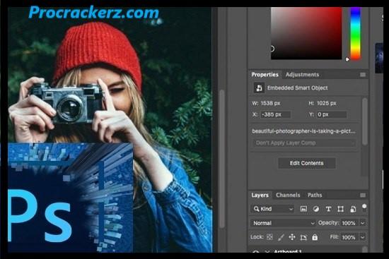Adobe Photoshop CC - Procrackerz.com