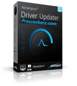 Ashampoo Driver Updater Crack - Procrackerz