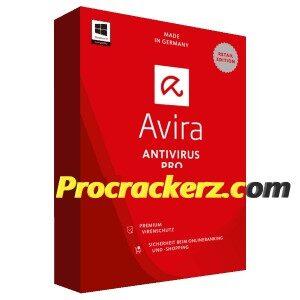 Avira Antivirus Pro Crack - Procrackerz.com