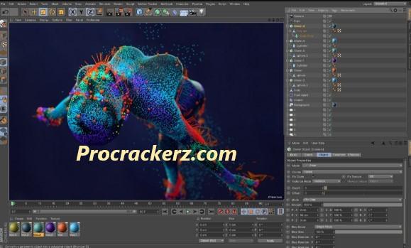Cinema 4D Crack - Procrackerz.com