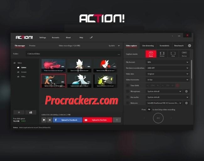 Mirillis Action - Procrackerz.com