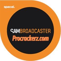 SAM Broadcaster Pro Crack - Procrackerz.com