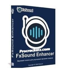 FxSound Enhancer Crack procrackerz.com