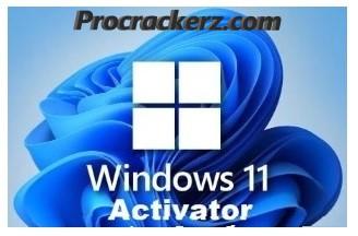 Windows 11 Activator Crack procrackerz.com