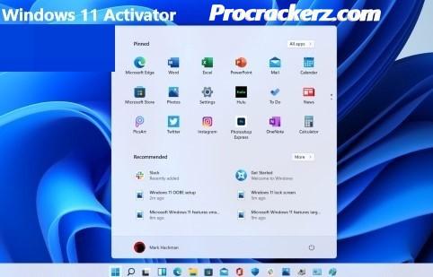 Windows 11 Activator Latest procrackerz.com