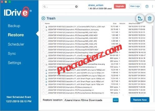 iDrive Crack Key procrackerz.com